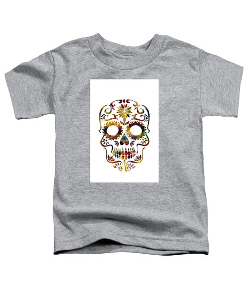 Day Of The Dead Toddler T-Shirt