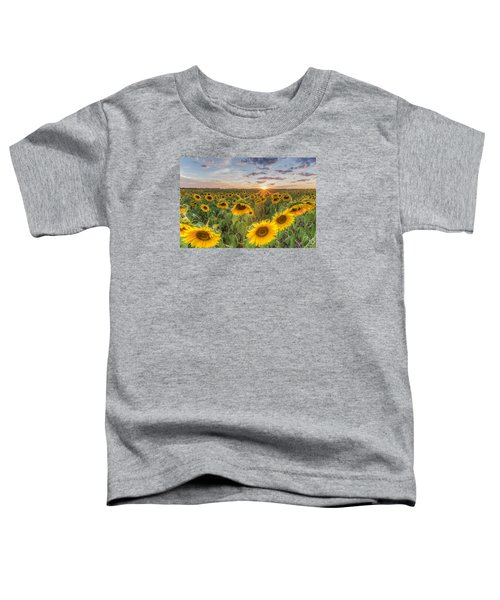 Day's End Toddler T-Shirt