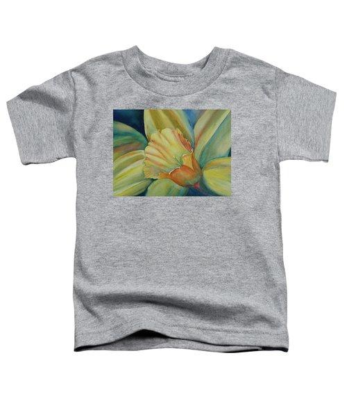 Dazzling Daffodil Toddler T-Shirt