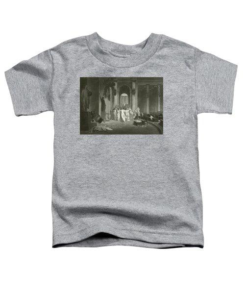 Death Of Julius Caesar, 44 Bc  Toddler T-Shirt
