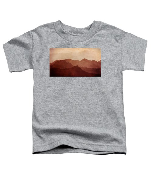Death Valley Toddler T-Shirt by Scott Norris