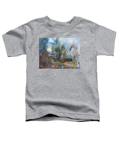 Deep Danger Toddler T-Shirt