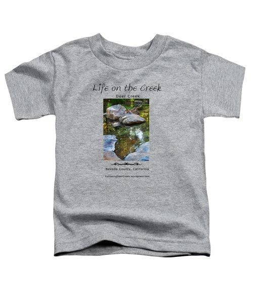 Deer Creek Point Toddler T-Shirt