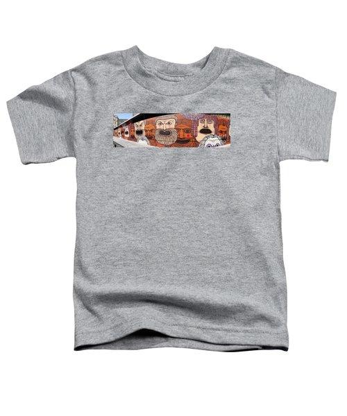 Defiant Graffitti Toddler T-Shirt