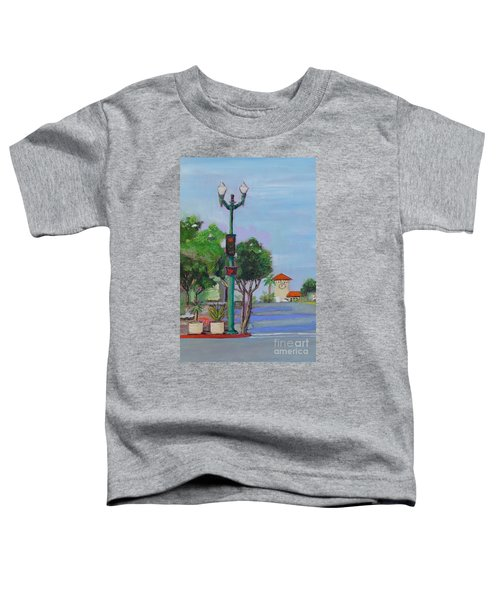 Del Mar And Ole Vista Toddler T-Shirt
