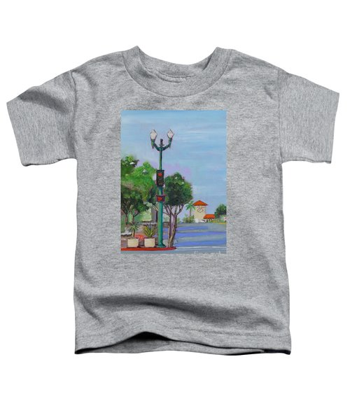 Del Mar And Ole Vista Toddler T-Shirt