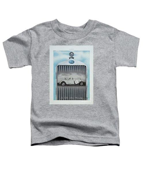 Delage #8712 Toddler T-Shirt