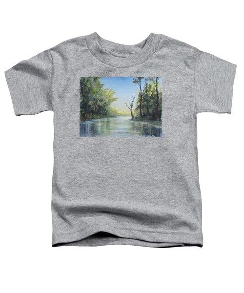 Delaware River  Toddler T-Shirt