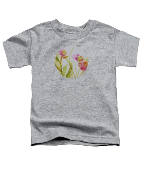 Delicate Blossoms Toddler T-Shirt