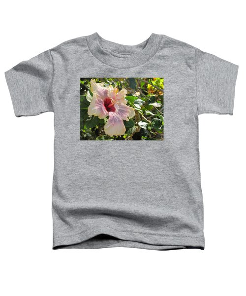 Delicate Expression Toddler T-Shirt