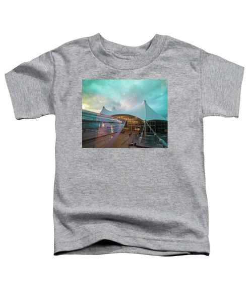 Denver International Airport Toddler T-Shirt