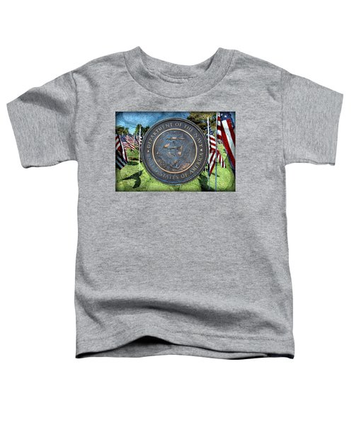 Department Of The Navy - United States Toddler T-Shirt