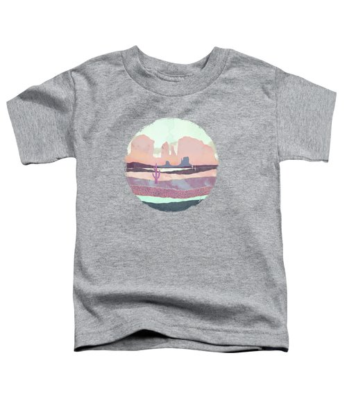 Desert Dusk Light Toddler T-Shirt