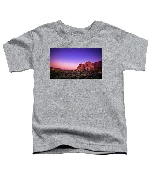 Desert Grape Rock Toddler T-Shirt