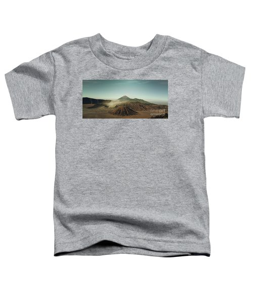 Toddler T-Shirt featuring the photograph Desert Mountain  by MGL Meiklejohn Graphics Licensing