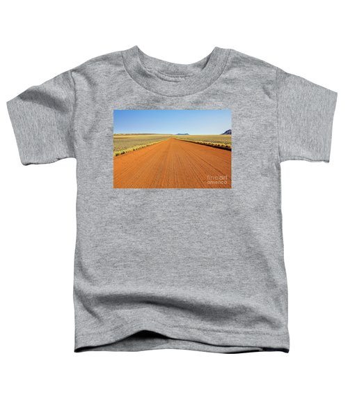 Desert Road Toddler T-Shirt