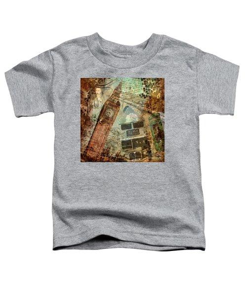 Destination London Toddler T-Shirt