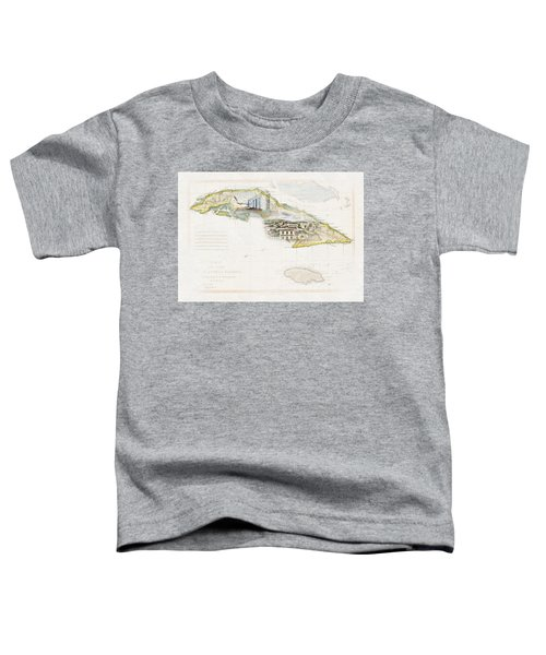Destination Trinidad Toddler T-Shirt