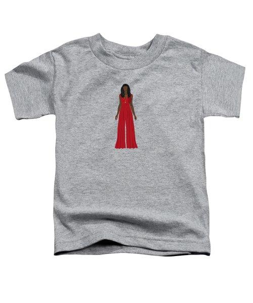 Destiny Toddler T-Shirt by Nancy Levan