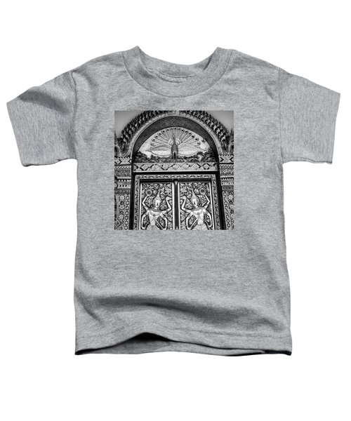 Detail On The Doors Toddler T-Shirt