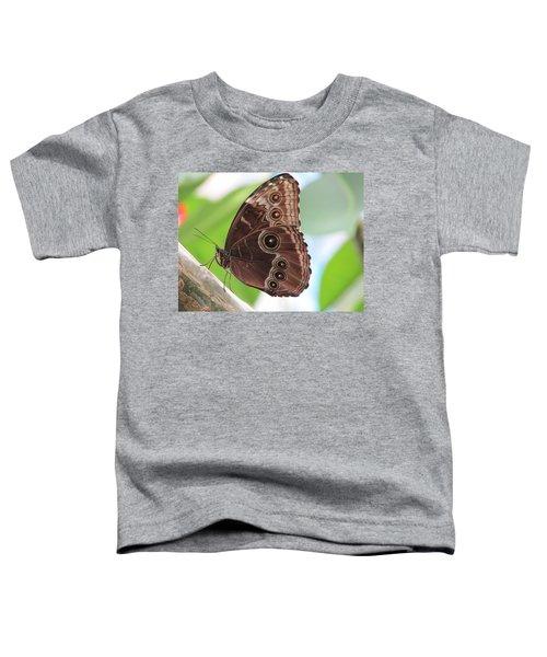 Detailed Wings Toddler T-Shirt