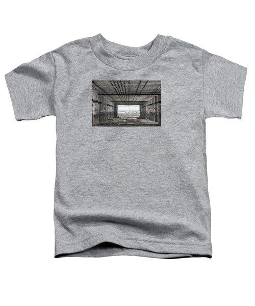 Detroit Packard Plant  Toddler T-Shirt