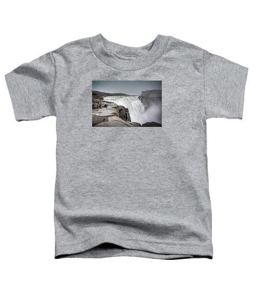 Dettifoss Toddler T-Shirt