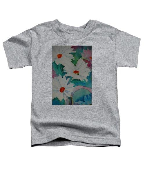 Devin's Dasies Toddler T-Shirt