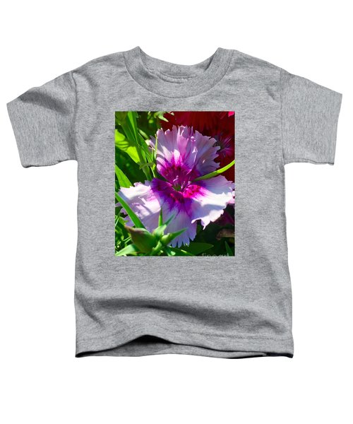 Dianthus Carnation Toddler T-Shirt
