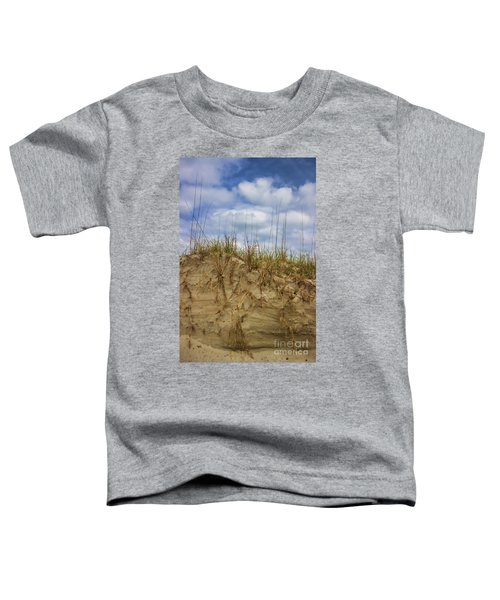 Digging In Deep In Sand Dunes Toddler T-Shirt