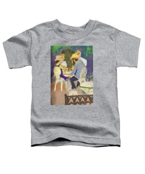 Diner's At Justine's Toddler T-Shirt