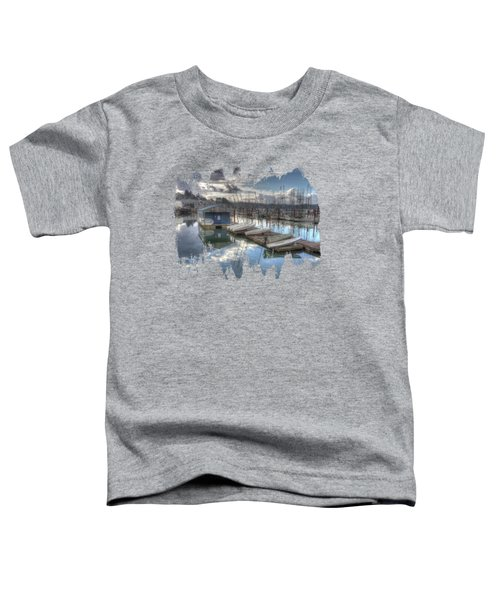 Dinghies For Rent Toddler T-Shirt