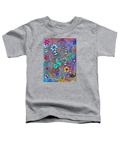 Disfrutando De La Vida Toddler T-Shirt
