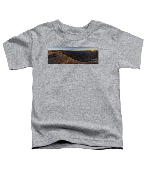 Dissolving Light Toddler T-Shirt