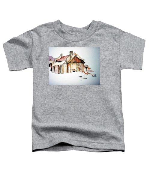 District 6 No 2 Toddler T-Shirt