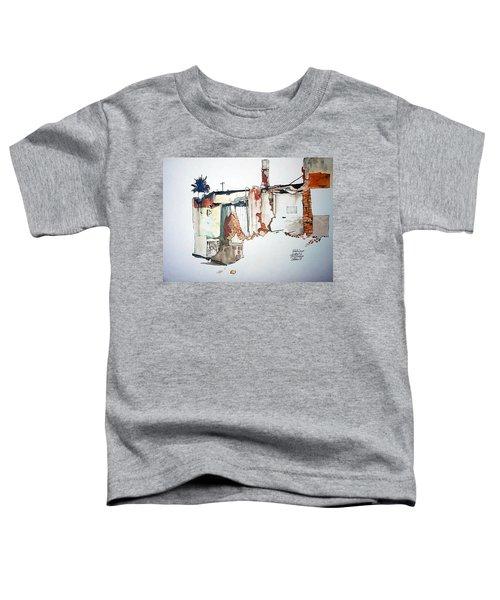 District 6 No 3 Toddler T-Shirt
