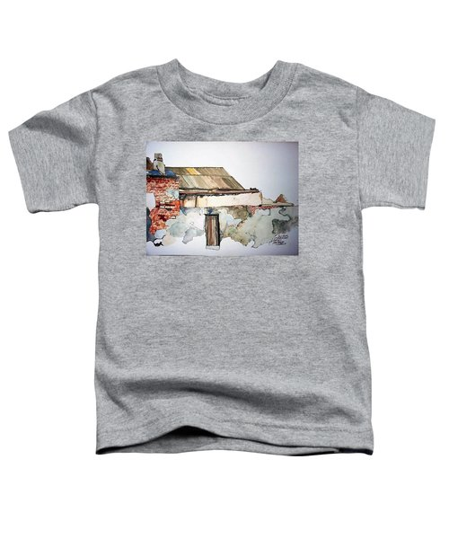 District 6 No 4 Toddler T-Shirt