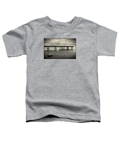 Dock On The Sea Toddler T-Shirt
