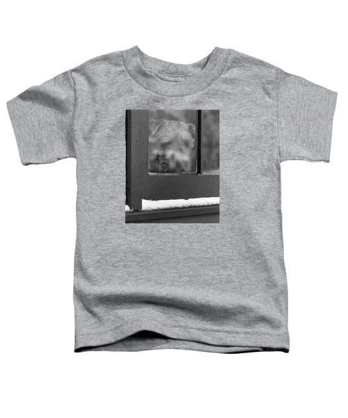 Doggy In The Window Toddler T-Shirt