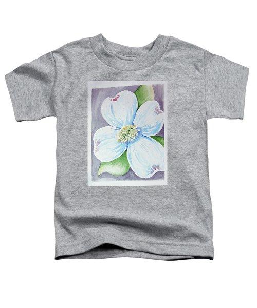 Dogwood Bloom Toddler T-Shirt
