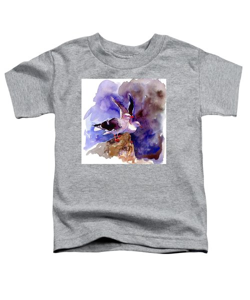 Dolphin Gulls Toddler T-Shirt