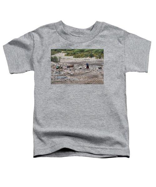 Donkey Caravan Toddler T-Shirt