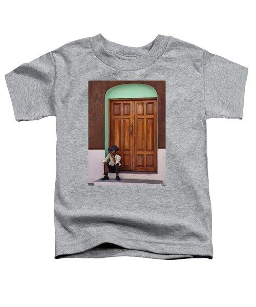 Door In Guatemala Toddler T-Shirt