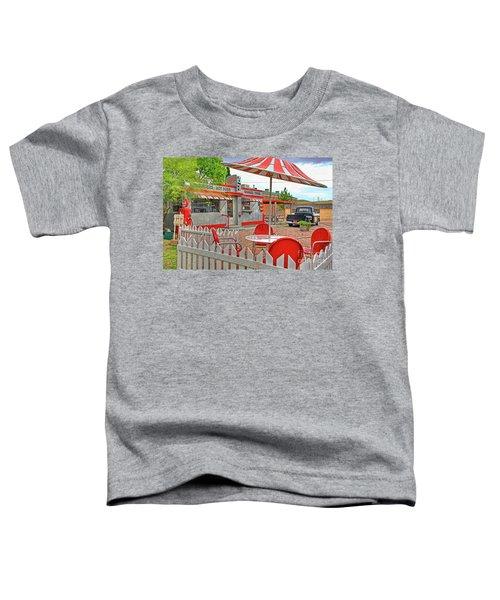 Dot's Diner In Bisbee Arizona Toddler T-Shirt