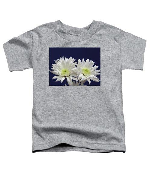Double Dahlia Toddler T-Shirt