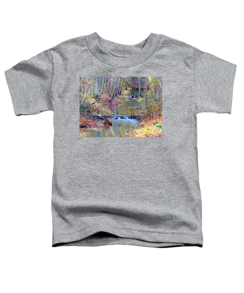 Double Falls Toddler T-Shirt