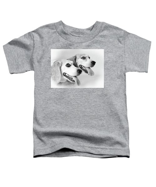 Double Trouble Toddler T-Shirt