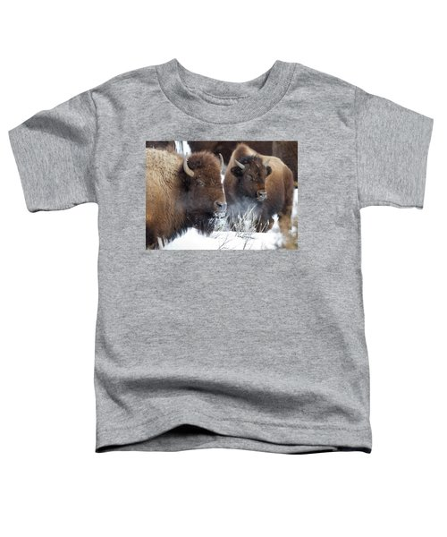 Double Vision Toddler T-Shirt