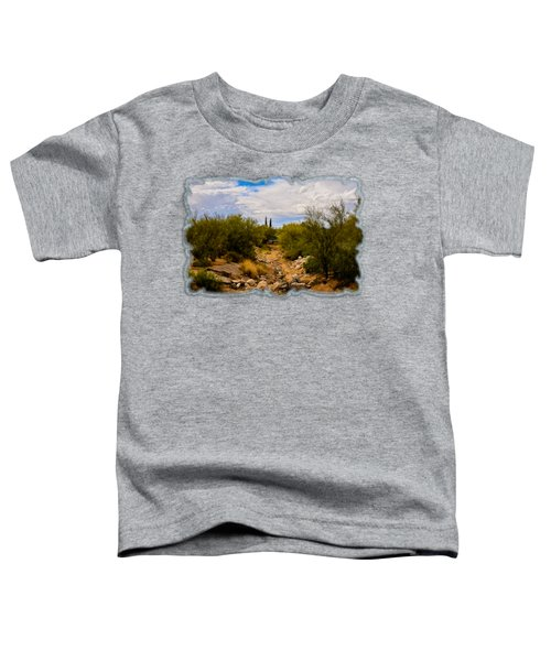 Down The Wash H22 Toddler T-Shirt