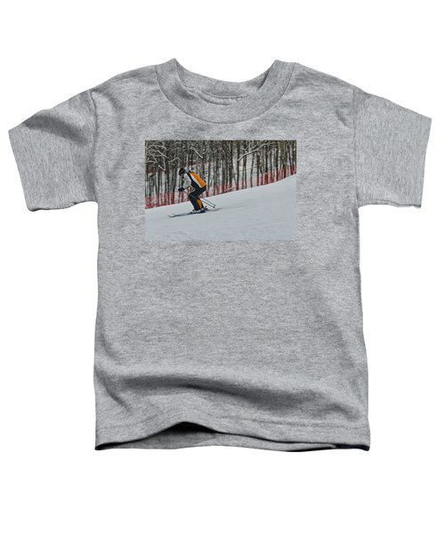 Downhill Toddler T-Shirt